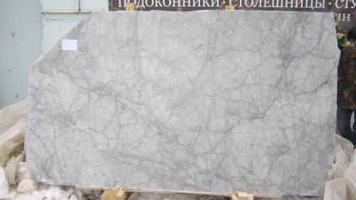 Мрамор Бьянка Каррара