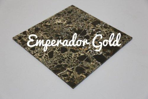 Плитка из испанского мрамора Имперадор Голд